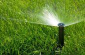 Automatische irrigatiesysteem
