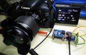 Sluitertijd controle modulaire voor camera