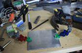 Maken van een derde Hand met Lego onderdelen