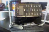Camera stabilisator voor ENV2 of andere mobiele telefoons met camera