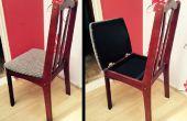 Verborgen compartiment van de stoel