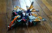 Knex Starscream Transformer