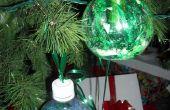 Zelfgemaakte Kerst ornamenten