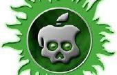 Hoe te ontsnapping uit de gevangenis iPod Touch 5.0.1 - 5.1.1