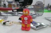 Sugru Iron Man Armor voor u LEGO Minifig