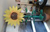 HOW TO BUILD... Een 8 Ft zon bloem, Lol
