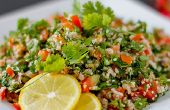 Prepare A Delicious en voedzame salade In minuten