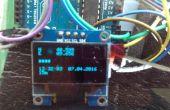 Eenvoudige Arduino GPS met OLED