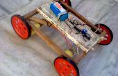 DIY LIGHT-FOLLOWER ROBOT