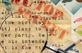 Hoe voor het hosten van een spion-partij