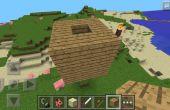 Hoe maak je een Minecraft vlees Machine!