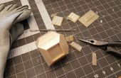 RMS - Fortus 450mc Ultem 9085 materiële afdrukken in 3D