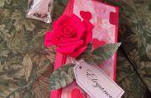 Maak een speciale Valentijn cadeau