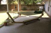 Indoor/Outdoor hangmat standaard