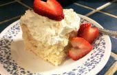 * BEDRIEGER van Tres Leches Cake: Perfect voor uw liefje