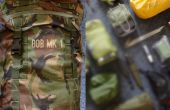 Bug Out tas MK1