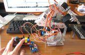 Mijn negende Project: Robotarm met Joystick Shield