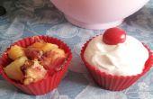 Snack grootte aardappel Skins hartige Cupcakes