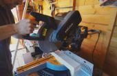 Vouw naar beneden van de tabel werk voor X-Carve CNC Machine