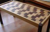 Hoe het bouwen van een Cafe-muur illusie salontafel