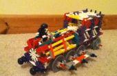 K'NEX compacte gemotoriseerde trein