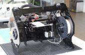 XY Gantry Module voor Lum Printer