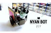 Nyan Bot - Arduino & Leddar