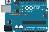 RECOMPILE (Rename) en Flash met de ISP om te zetten uw Arduino in een apparaat HID (usb-midi) HIDUINO