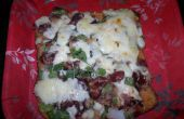 Rajma Pizza brood