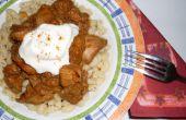 Turkije Stew (Hongaarse Dish)