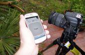 Activeren van uw DSLR draadloos met smartphone en ESP8266 Wi-fi module