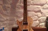 Een Les Paul gitaar te bouwen