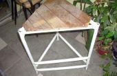 Tabel-kruk-ladder (mesa-banqueta-escalera)