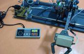 Robotarm gecontroleerd door NES gamepad
