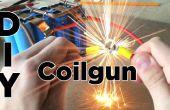 DIY gemakkelijk Spoelgeweer | Elektronische projectiel Launcher