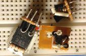 Serie circuit moet worden gebruikt, parallel opladen batterij