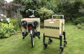 Fiets-Portable Shopping Cart