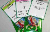 Hoe maak je een aangepaste set speelkaarten - benadering 1