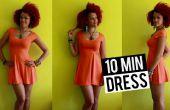 Hoe te DIY een zomer Skater jurk in 10 min