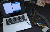 DIY adem Sensor met Arduino (geleidende gebreid Stretch Sensor)