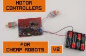 Motor Controllers voor goedkope Robots 2