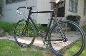 Carbon Fiber fiets