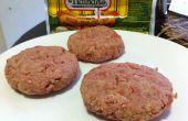 Heerlijke Hot Dog hamburgers