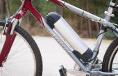 Gemakkelijke elektrische fiets conversie Kit installatie