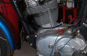Timer voor motorfiets/autolader batterij trickle