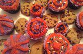 Hoe voor het decoreren van Cupcakes hoe Halloween!