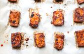 Hoe bak tofu