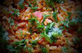 Sissende salade met een Twist