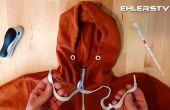 Rethread uw Hoodie (in minder dan 1 minuut) - Life Hack