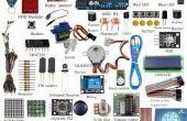 Binnenland RFID leren kit